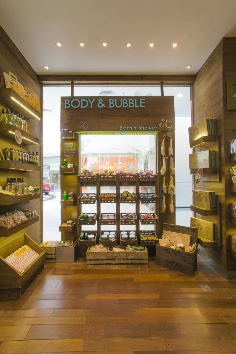 Body Store - Shopping Canoas / RS